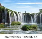 Zrmanja Waterfall
