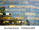 london office building...   Shutterstock . vector #520661689