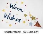 celebration happiness season...   Shutterstock . vector #520686124