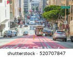 san francisco  california ... | Shutterstock . vector #520707847