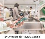digital lifestyle business... | Shutterstock . vector #520783555
