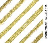 gold festive background ... | Shutterstock .eps vector #520815745
