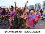 rio de janeiro  brazil 03... | Shutterstock . vector #520880305