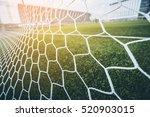 soccer or football net...   Shutterstock . vector #520903015