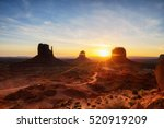 The Mittens  Mesa  Red Rock At...