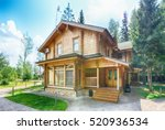 Russia  Moscow Region  Wooden...