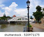 singapore  singapore   august 4 ... | Shutterstock . vector #520971175