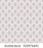 abstract pattern in arabian... | Shutterstock .eps vector #520976641