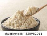 soy powder | Shutterstock . vector #520982011