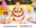 The Two Storey Cake For...