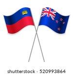 liechtenstein and new zealand...   Shutterstock .eps vector #520993864
