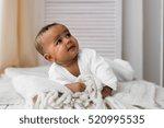 African American Baby Boy