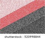 oblique  diagonal lines pattern. | Shutterstock .eps vector #520998844