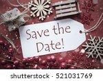 nostalgic christmas decoration  ...   Shutterstock . vector #521031769