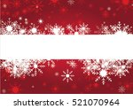 christmas greeting card.... | Shutterstock .eps vector #521070964