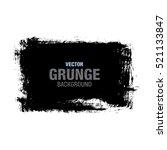 vector grunge background | Shutterstock .eps vector #521133847