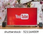 panevezys  lithuania   november ... | Shutterstock . vector #521164009