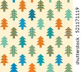 Seamless Background Pattern....