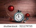 Vintage Alarm Clock Showing...