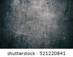 grunge wall background | Shutterstock . vector #521220841