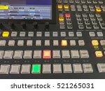 television broadcast equipment  ... | Shutterstock . vector #521265031