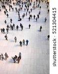 new york city   september 30 ... | Shutterstock . vector #521304415