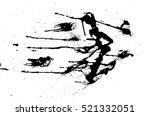 grunge texture. abstract... | Shutterstock .eps vector #521332051