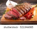 roast beef fillet