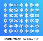 Cute Snowflake Collection...