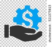 development service icon.... | Shutterstock .eps vector #521375815