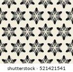 vector seamless pattern. modern ...   Shutterstock .eps vector #521421541