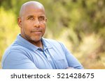middle age man. | Shutterstock . vector #521428675