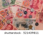 Chinese Currency Background