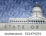 """the words """"state of"""" in front... 