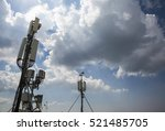 Mobile Or Cellular Phone Antenna