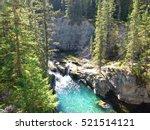 Maligne Canyon  Canadian...