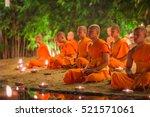 chiang mai  thailand   nov 14 ... | Shutterstock . vector #521571061