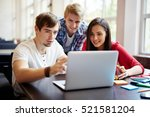 learning new design trends | Shutterstock . vector #521581204