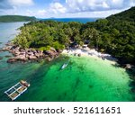 Mong Tay Island In Phu Quoc...
