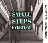 inspirational motivational...   Shutterstock . vector #521630095