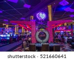 las vegas   oct 05   the... | Shutterstock . vector #521660641