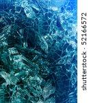 glass  broken | Shutterstock . vector #52166572