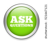 ask questions icon   Shutterstock .eps vector #521667121