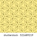 abstract geometric seamless... | Shutterstock .eps vector #521689219