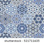 Eastern Seamless Pattern Tiles...