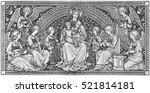 bratislava  slovakia  november  ... | Shutterstock . vector #521814181