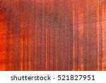 wood background  mahogany... | Shutterstock . vector #521827951