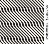 vector seamless pattern. modern ... | Shutterstock .eps vector #521832739