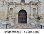 The Alamo At San Antonio In...