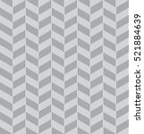 chevron pattern in grey ... | Shutterstock .eps vector #521884639